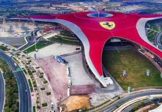 Ferrari World Tour In Abu Dhabi