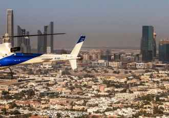 Helicopter Ride Tour Dubai